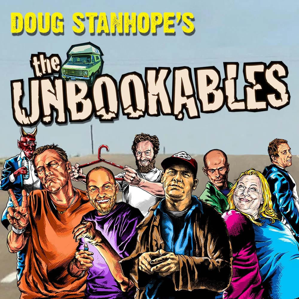 DougStanhopeUnbookables Square