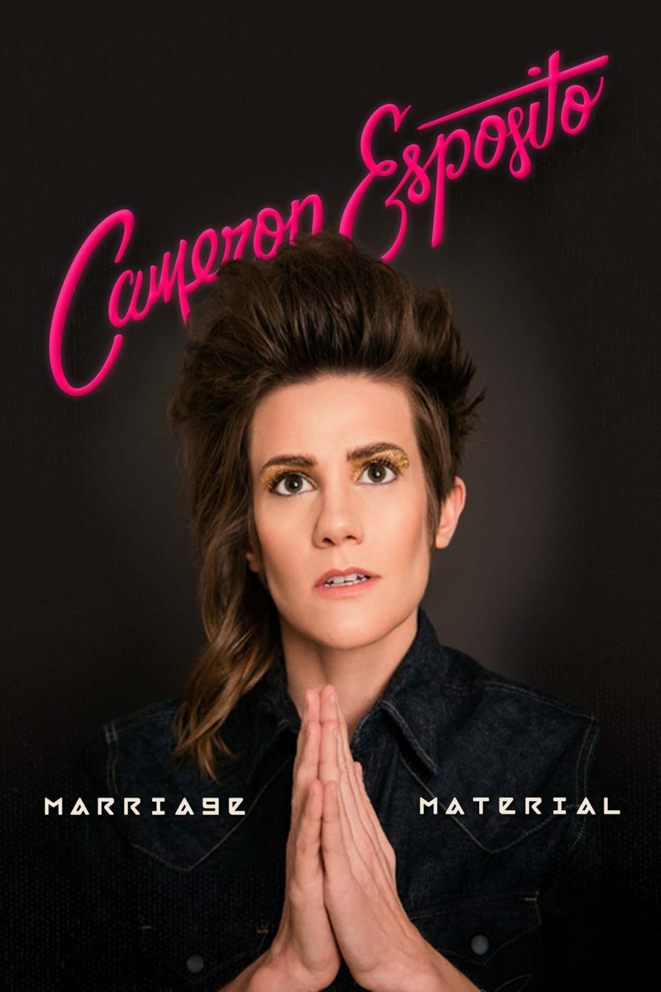 Cameron Esposito Marriage Material Premiere 2000x3000 Vertical
