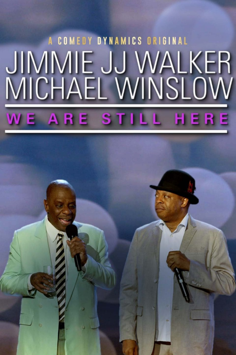 Jimmie JJ Walker Michael Winslow Premiere 2000X3000 ng 01