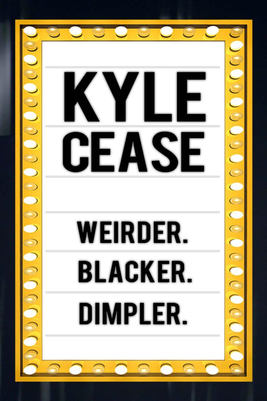 KyleCease WeirderBlackDimpler05 Premiere 1400