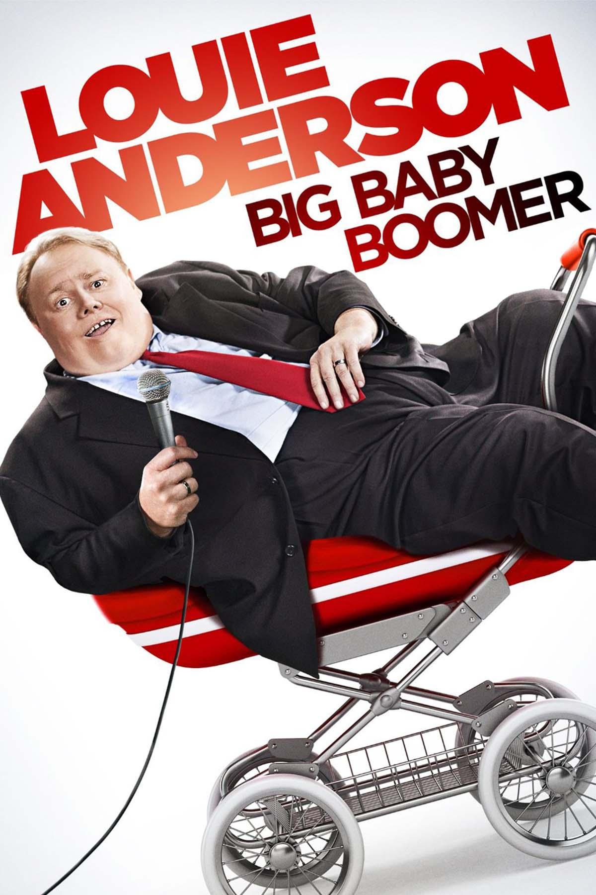 Louie Anderson: Big Baby Boomer - Comedy Dynamics