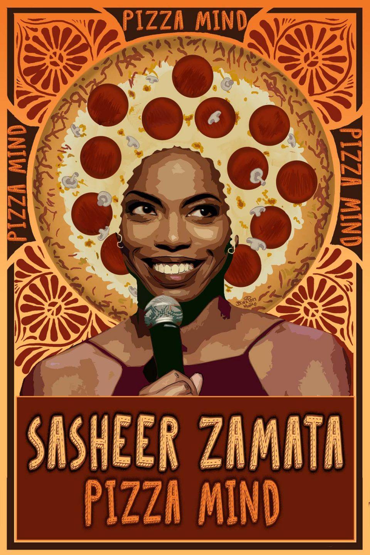 SasheerZamata PizzaMind Premiere 2000x3000 Vertical