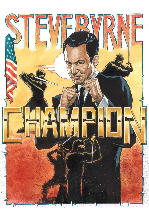 SteveByrne Champion Premiere 1400
